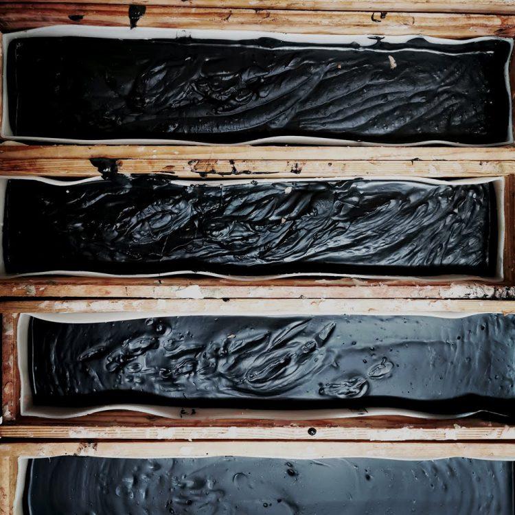 Carvão e Flor de Sal